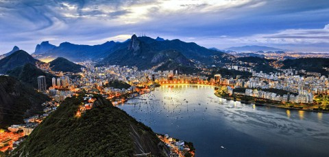 Mit MSC nach Rio de Janeiro