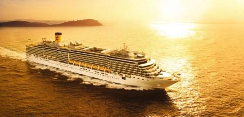 Costa Weltreise 2021