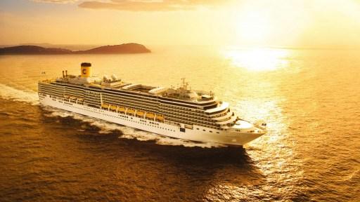 Heute startet die Costa Deliziosa auf 115-tägige Weltreise zurSüdhalbkugel