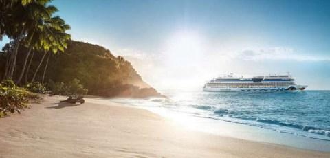 Sonne & Karibik mit AIDA