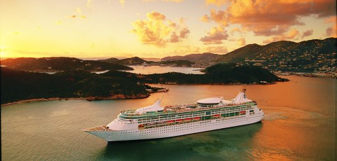 Orient mit Royal Caribbean