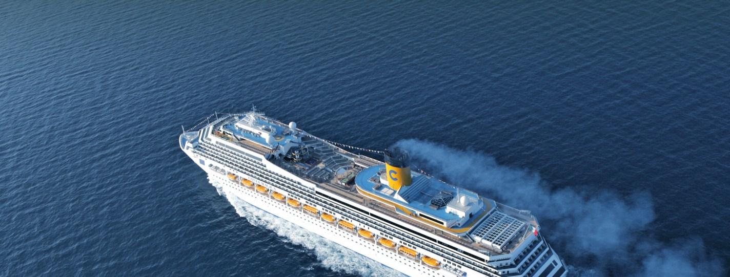 Große Ostsee-Kreuzfahrt mit der Costa Pacifica ab p.P. 949 €