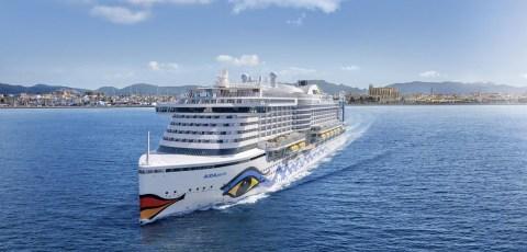 Hafengeburtstag 2018 mit AIDAperla