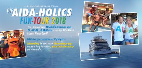 AIDA-Holics Fun Tour 2018