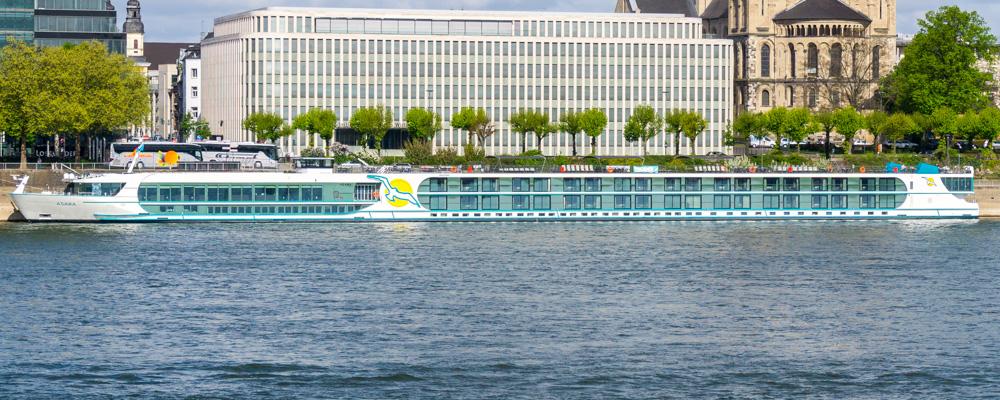 Adventskreuzfahrt auf dem Rhein ab p.P. 249 €