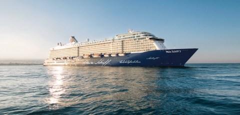 2 für 1 bei TUI Cruises