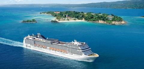 Karibik mit MSC