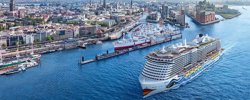 AIDAnova: Vor-Premierenfahrten ab Hamburg
