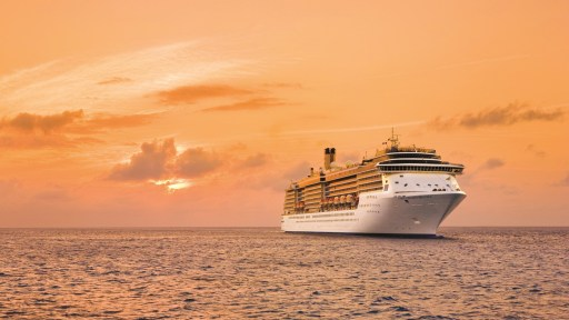 """Die Costa Mediterranea - im Sommer 2014 das dritte Schiff der Nordland-Flotte mit Hamburg als Heimathafen Die Verwendung dieses Bildes ist für redaktionelle Zwecke honorarfrei. Veröffentlichung bitte unter Quellenangabe: """"obs/Costa Kreuzfahrten"""""""