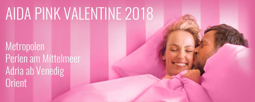 AIDA Pink Valentine 2018