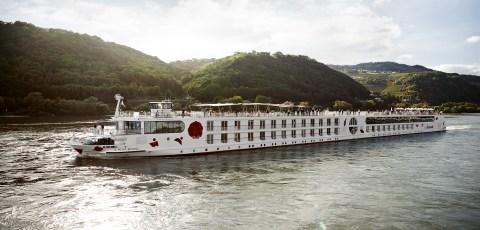 Rhein Erlebnis Kurs Basel mit AROSA