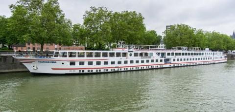 Sail Away Party mit der MS Alemannia