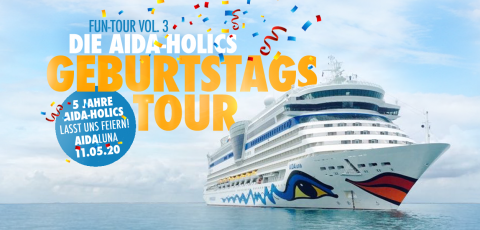 AIDA-Holics Fun Tour 2020