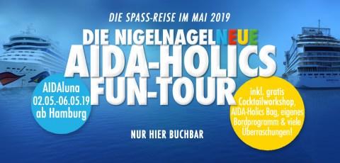 AIDA-Holics Fun Tour 2019