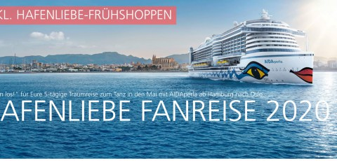 Hafenliebe Fanreise 2020