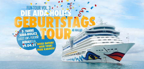 AIDA-Holics Fun Tour 2021