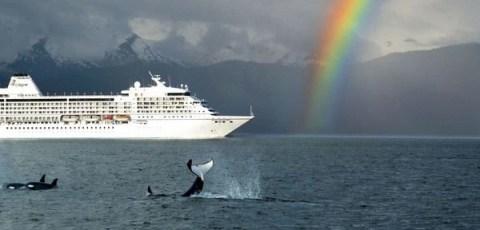 Weltreise mit der Seven Seas Mariner