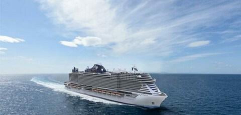 Karibik mit der MSC Seashore