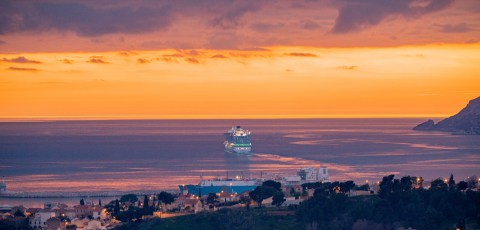 Mittelmeer mit Costa Smeralda