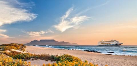 Südafrika mit AIDAmira
