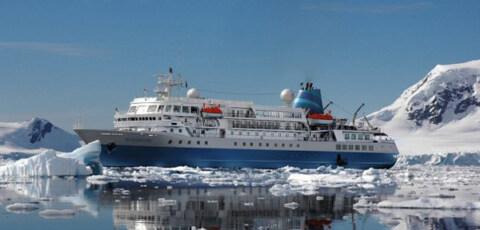 Expeditions-Kreuzfahrten auf der MS Seaventure